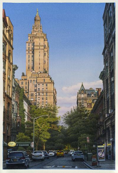 Frederick Brosen, 'West 74th Street', 2019