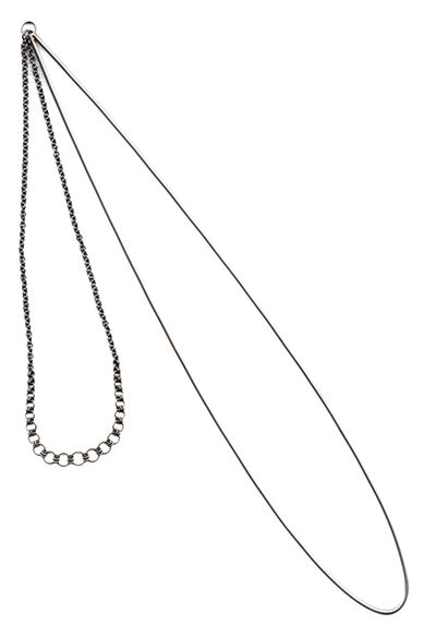 Rebekah Frank, 'Untitled, Central Core, Graduated Chain', 2013