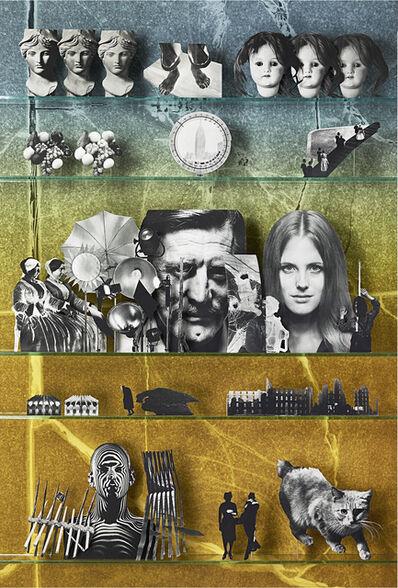 Matt Lipps, 'Light and Film', 2013