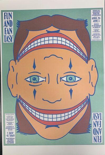 Seymour Chwast, 'Fun and Fantasy', 1984