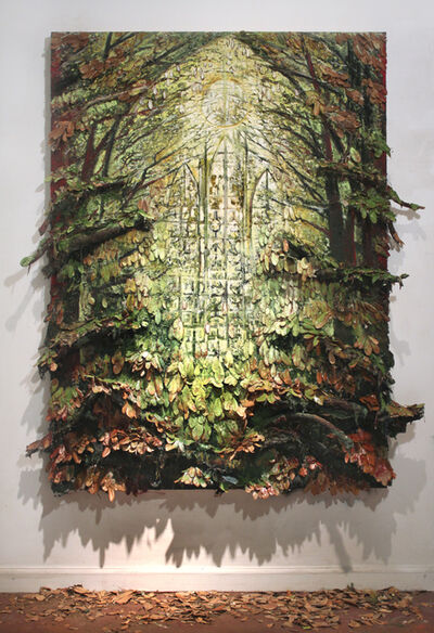 Sharon Kopriva, 'Forest Window', 2014