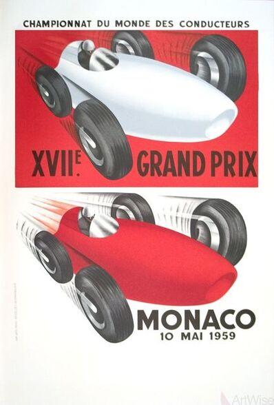 Unknown, 'Monaco Grand Prix 1959', 2002