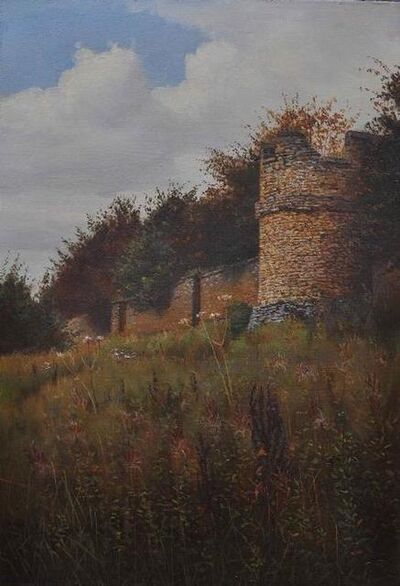 Carl Laubin, 'Bastion, Castle Howard'