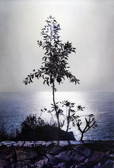 Andres Castellanos, 'Tree and Sea'