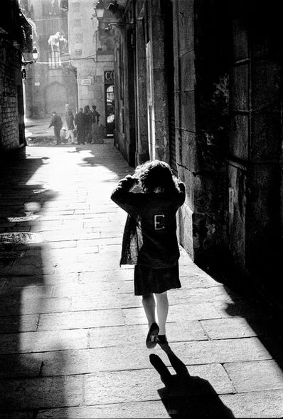 Lluis Ripoll, 'The Little Girl', 1990