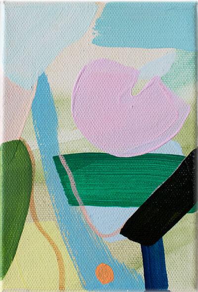 Britt Bass Turner, 'Spring Verde Study III', 2021