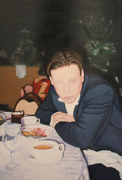 Gregg Gibbs, 'Self Portrait (Coffee Achiever)', 2000
