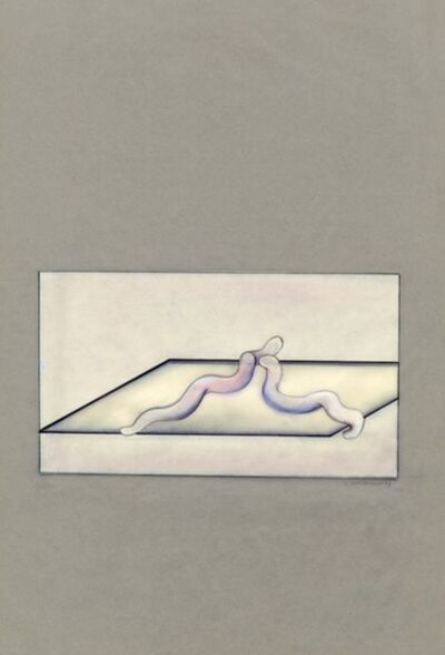 Renate Bertlmann, 'Würmer [Worms]', 1973