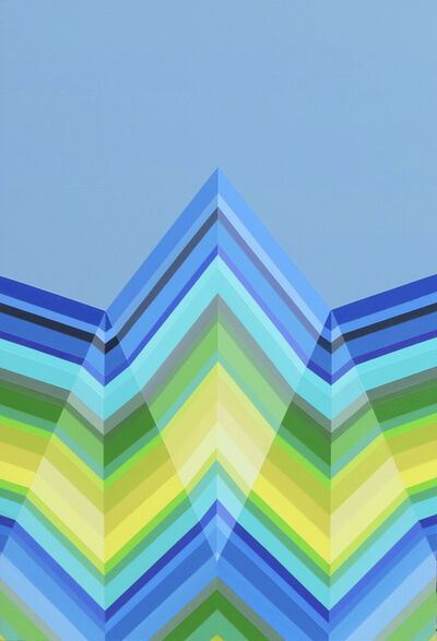 Kristofir Dean, 'Winter Wave', 2017