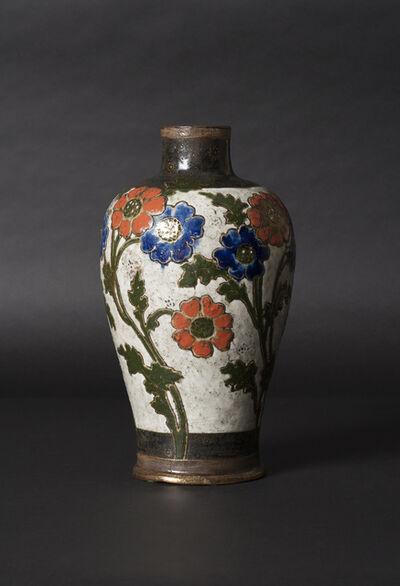 Ernest Chaplet, 'Poppy Vase', ca. 1885