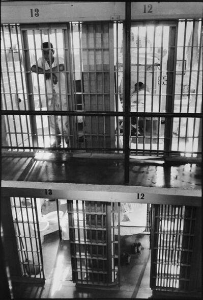 Danny Lyon, 'Cell Block', 1968