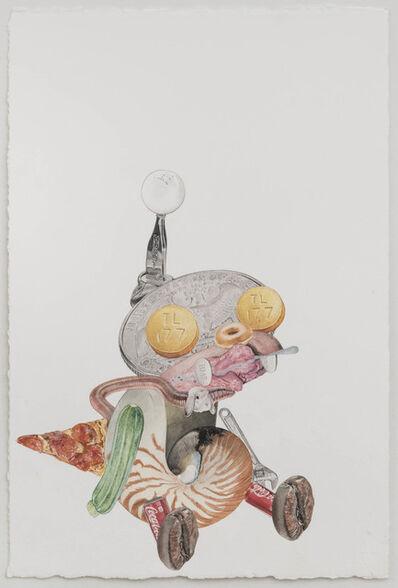 Alfred Steiner, 'Pet (Nibbler)', 2015