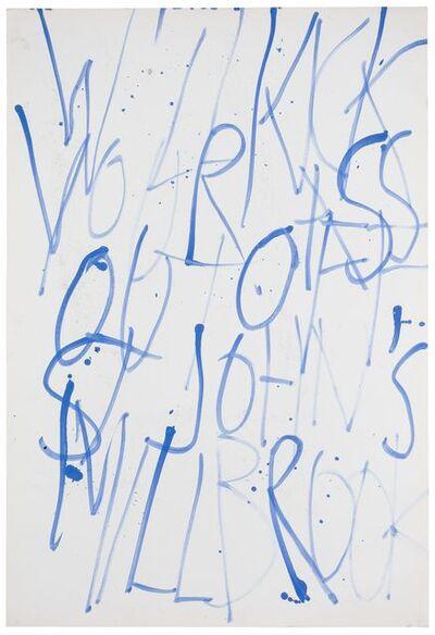 Philippe Vandenberg, 'No title', ca. 2009