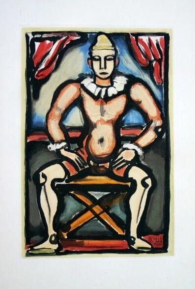 Georges Rouault, 'Cirque de l'Etoile Filante: Enfant de la Balle', 1935