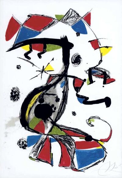 Joan Miró, 'Festa Major', 1978