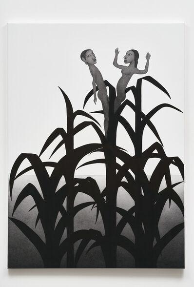 Rune Mields, 'Genesis: Die Früchte der numinosen Pflanze (Salomonen)', 2019