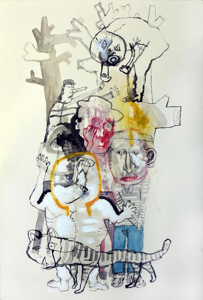 Sergio Moscona, 'Desde donde se mire', 2016