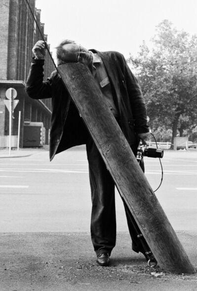 Benjamin Katz, 'Sigmar Polke, Cologne', 1984
