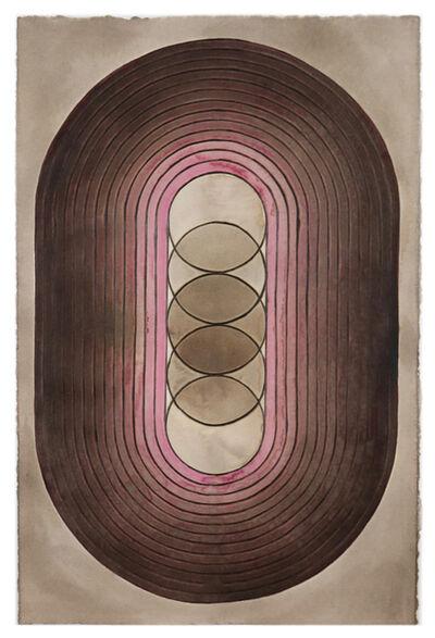 Katrine Hildebrandt-Hussey, 'Pink Oval', 2019