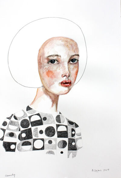 Anne Siems, 'Geometry', 2019