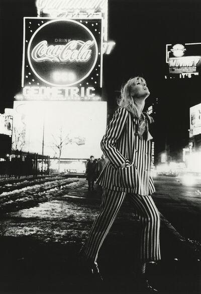 Steve Schapiro, 'Nico in Times Square, New York', 1965