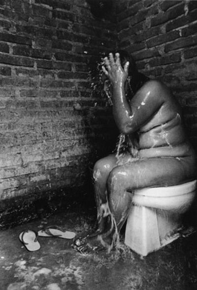 Graciela Iturbide, 'El baño, Juchitán', 1986