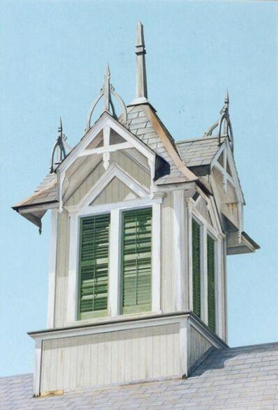Joseph E. Richards, 'No. 25, Carpenter Gothic, Davenport, NY', 1997