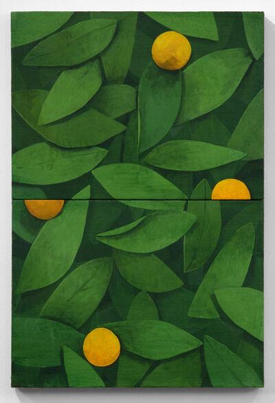 Ryan Mrozowski, 'Untitled (orange)', 2019