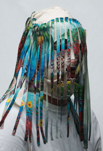 Alejandro Flores, 'Máscara cocotero', 2013