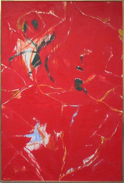 Matsumi Kanemitsu, 'Tavern-on-Red', 1960