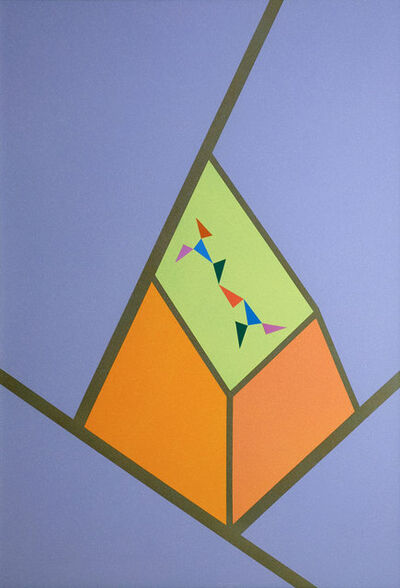 Raymond Jonson, 'Polymer No.7', 1970