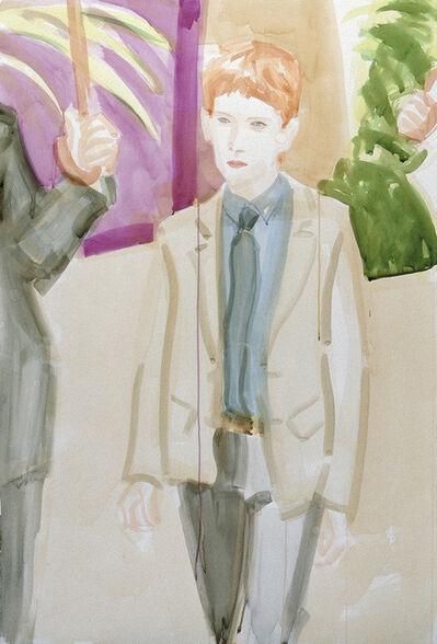 Elizabeth Peyton, 'Prince Harry's first day at Eton College, September 1998', 1998