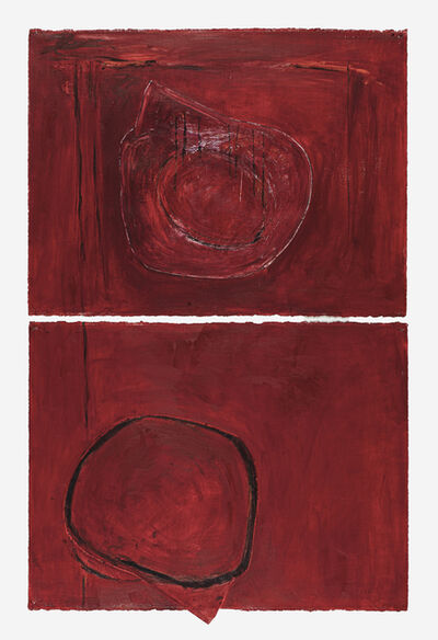 """Ruth Mordecai, '7 Series – """"You have stolen my heart with a single glance"""" (Song of Songs 4:9)', 2006"""