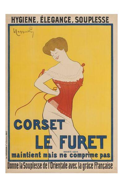 Leonetto Cappiello, 'Corset Le Furet ', 1901