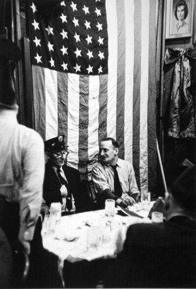 Arthur King, 'McSorley's, St. Patrick's Day Flag, East 7th Street, New York City', 1956