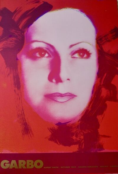 Rupert Jasen Smith, 'Greta Garbo', 1989
