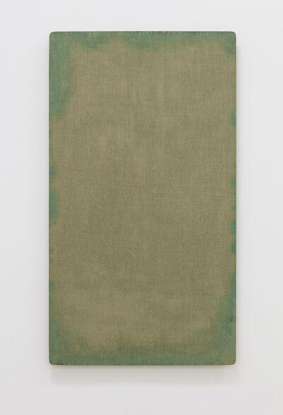 Tatsuo Kawaguchi, 'Relation-Quality (blue 84-6)', 1984