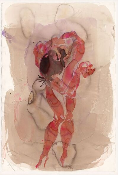 Eric Fischl, 'Untitled (Study for the Weight)', 2015