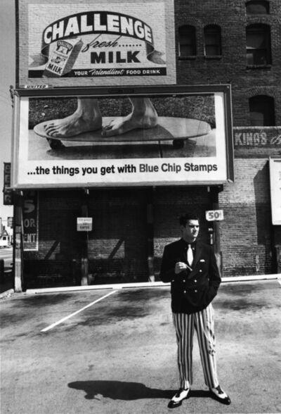 Dennis Hopper, 'Larry Bell', 1964