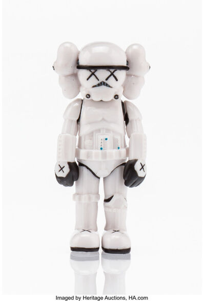 KAWS X Lucas Films, 'Star Wars Keychain (Storm Trooper)', 2013