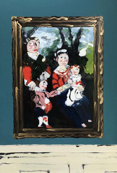 Mary Ronayne, 'The Milltown Family', 2020