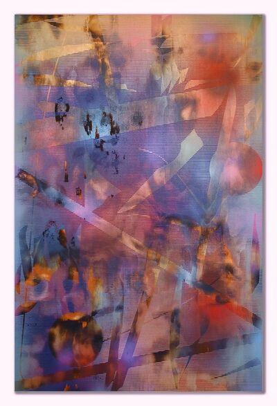Melisa Taylor Metzger, 'Turbulence 21 ', 2017
