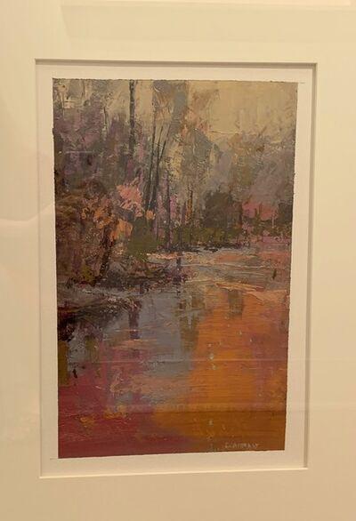 Andy Braitman, 'The Water's Edge I', 2019