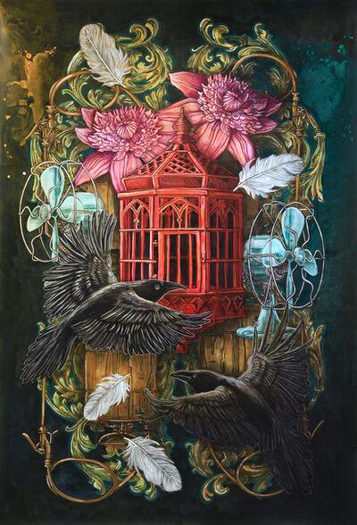Cynthia Dinan-Mitchell, 'Wind Tower / Tour à vent', 2018