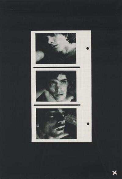 Robert Mapplethorpe, 'Auto Portrait', 1972