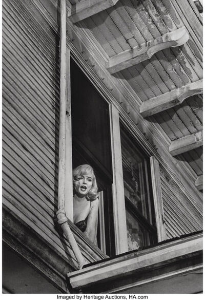 "Inge Morath, 'Filming of ""The Misfits"", Marilyn Monroe', 1961"