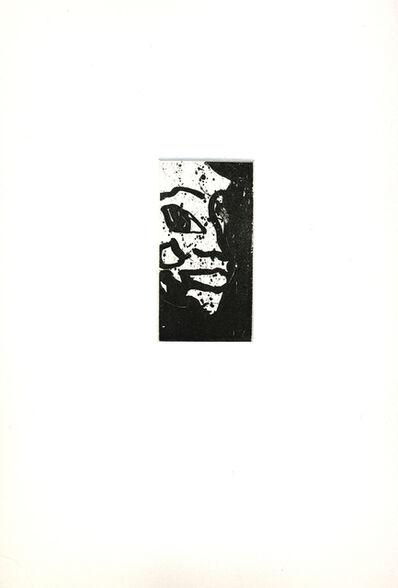 Sam Francis, 'Untitled, Self Portrait', 1982