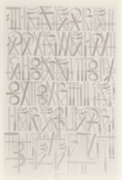 RETNA, 'These Are the Days', 2011