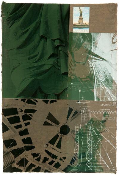 Robert Rauschenberg, 'Statue of Liberty ', 1983