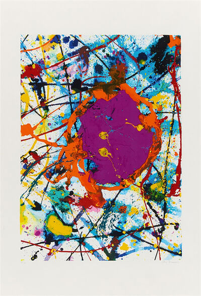Sam Francis, 'Untitled', 1991
